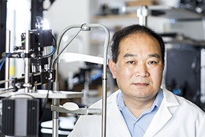 UW Bioengineering faculty Ruikang Wang