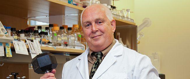 UW Bioengineering faculty Michael Regnier