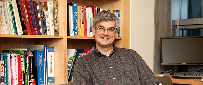 UW Bioengineering faculty Herbert Sauro
