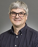 UW Bioengineering faculty Herbert Sauro