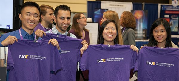 Students at BMES Seattle 2013