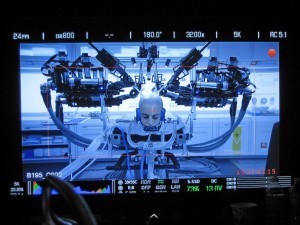 2013 film Enders Game features a robot built by UW Bioengineering