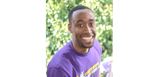 UW Bioengineering graduate student Wilbert Copeland