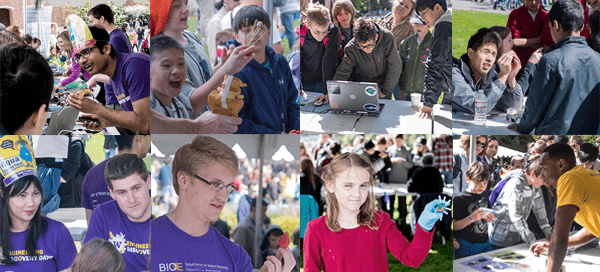 UW Bioengineers at Engineering Discovery Days