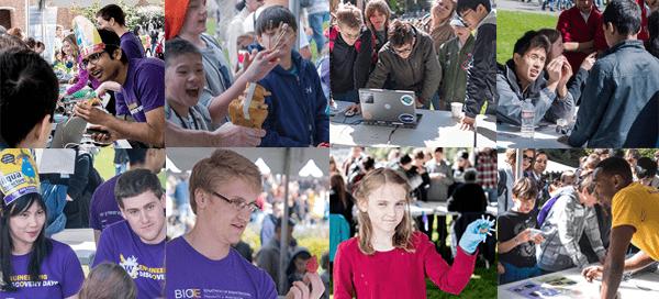 UW Bioengineers at Engineering Discovery Days