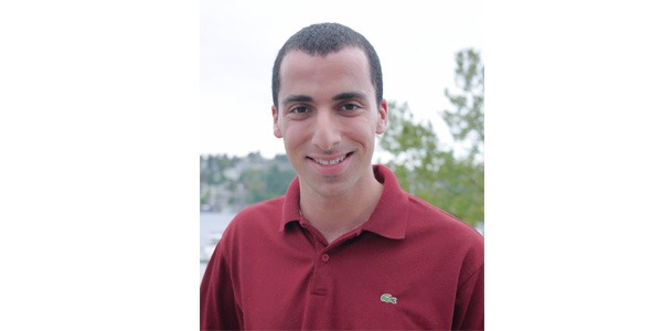 UW Bioengineering student Hani Mahmoud
