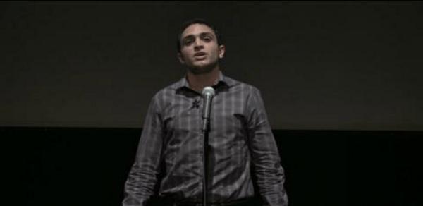 UW Bioengineering student Ameen Tabatabai