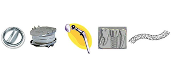 Types of biomaterials