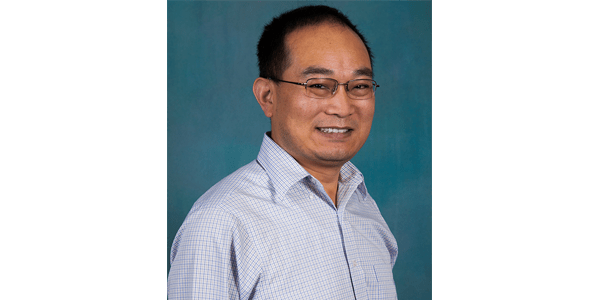 UW Bioengineering professor Ruikang Wang