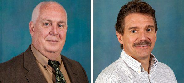 UW Bioengineering faculty Michael Regnier and Charles Murry