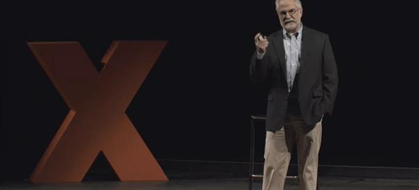 UW Bioengineering Professor Paul Yager presenting at TEDXRainier, November 22, 2014