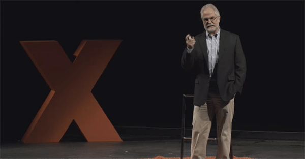 UW Bioengineering Professor Paul Yager presenting at TEDXRainier, November 22, 2014