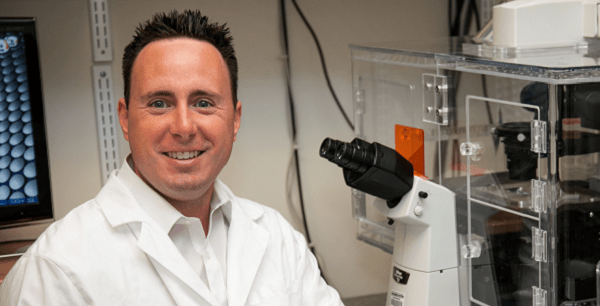 Research Assistant Professor Anthony Convertine