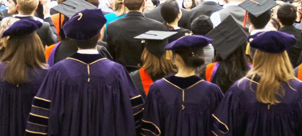 UW Bioengineering graduates