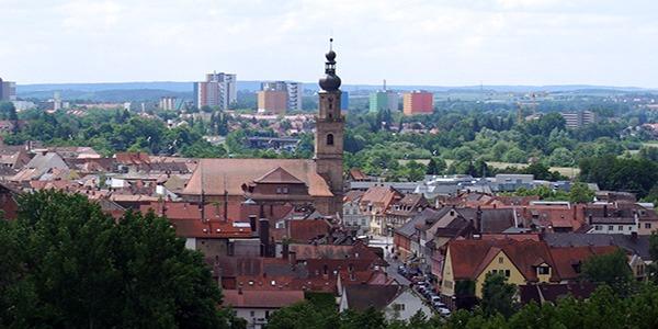 Erlangen, Germany skyline