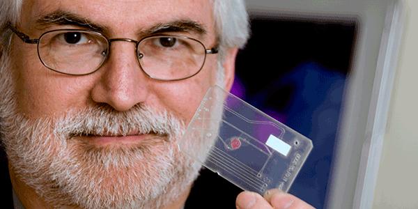 UW Bioengineering Professor Paul Yager