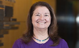 UW Bioengineering chair Cecilia Giachelli
