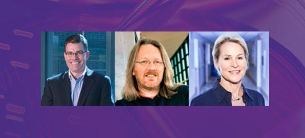 UW Bioengineering 2016-16 Distinguished Lecturers David Meaney, W. Mark Saltzman and Frances Arnold