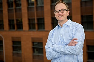 Drew Sellers, UW Bioengineering research assistant professor