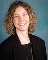 Kelly Stevens, Assistant Professor
