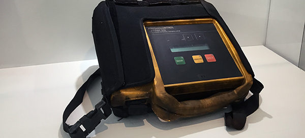 PhysioControl device
