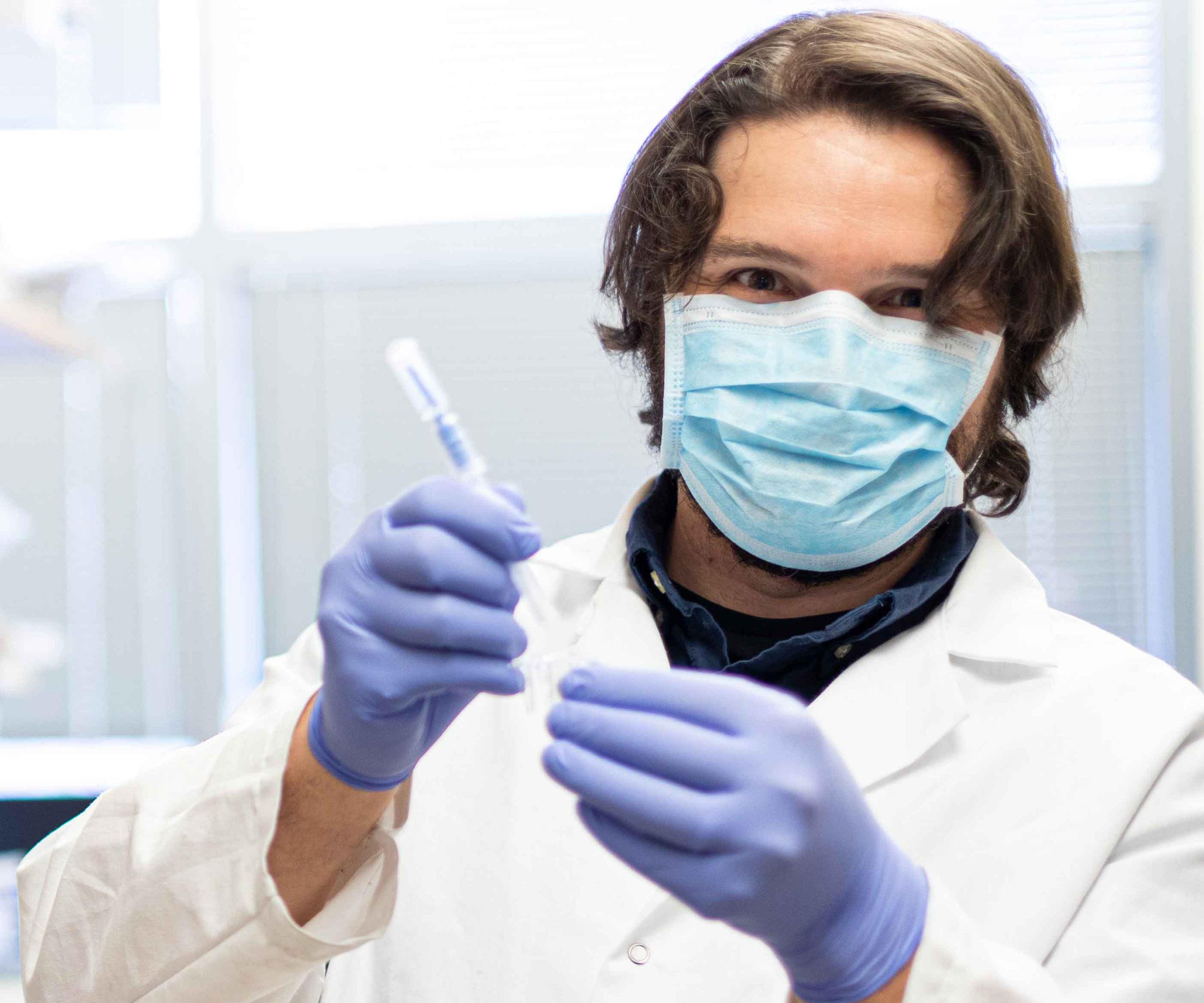 Enose Kline, UW Bioengineering