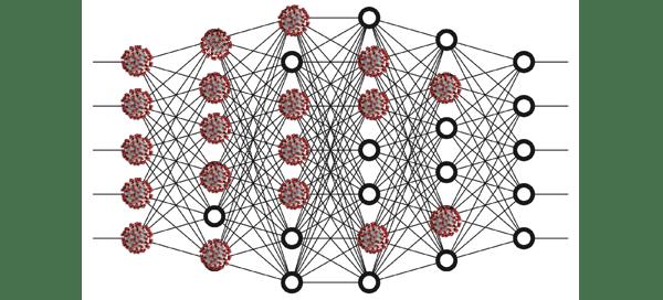 deep learning model with coronavirus