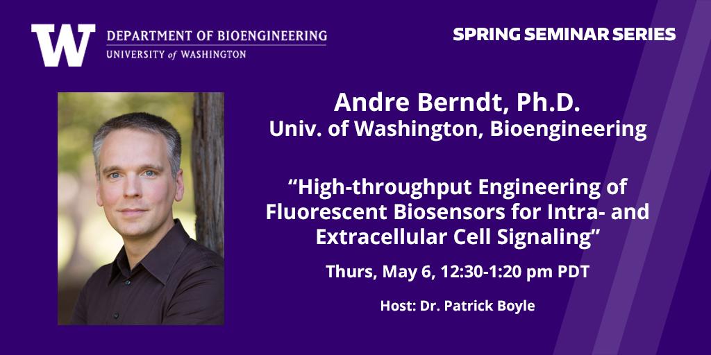 Andre Berndt Seminar May 6