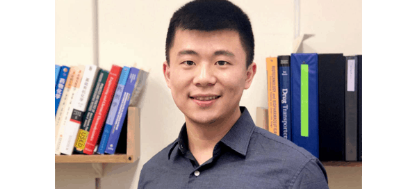 Bowen Li Bioengineering PhD student portrait