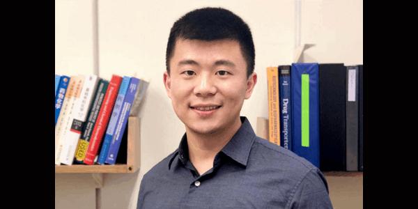 Bowen Li Bioengineering PhD student portrait