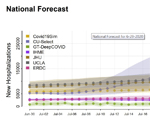 forecast hospitalizations graph