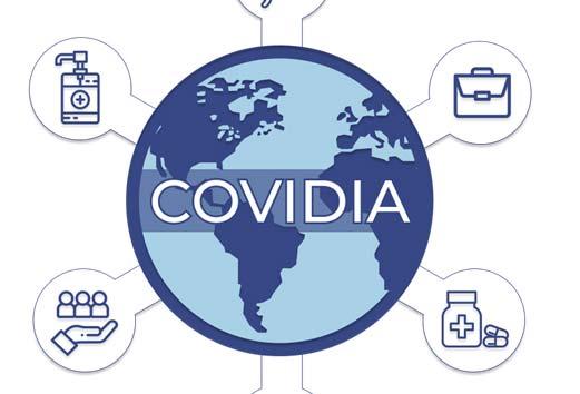 COVIDIA logo