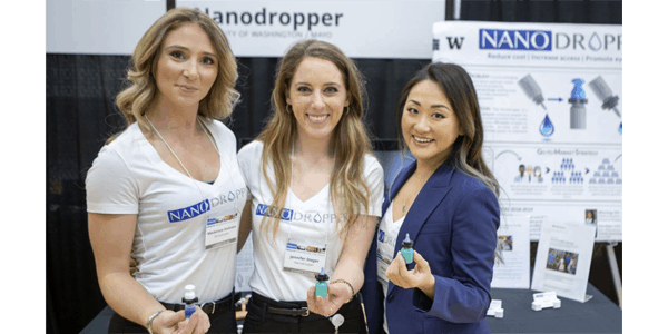 Creators of Nanodropper