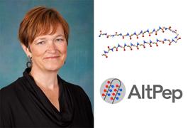 Valerie Daggett, UW BioE AltPep startup