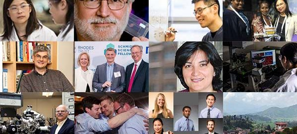 Researchers featured in 2017-18 eNews in review