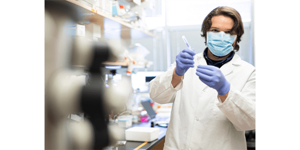 UW bioengineering research scientists Enos Kline