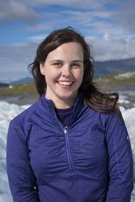UW Bioengineering student Sofia Jepson