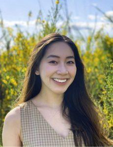 Bioengineering senior Jolie Phan