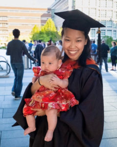 Joyce Chan PharBE alumna
