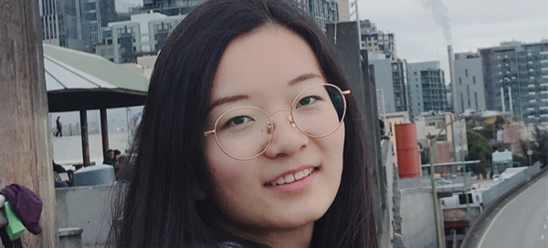 headshot of Laura Lyu