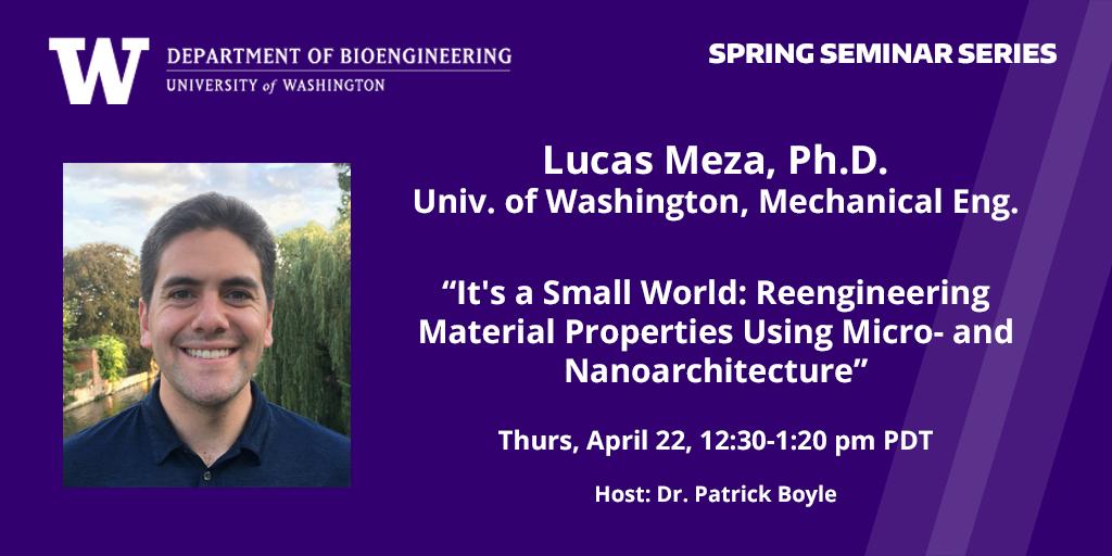 Lucas Meza BioE seminar April 22