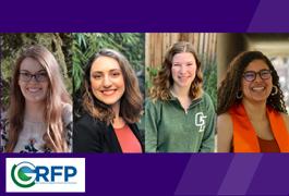 Four 2021 NSF Fellows at UW BioE