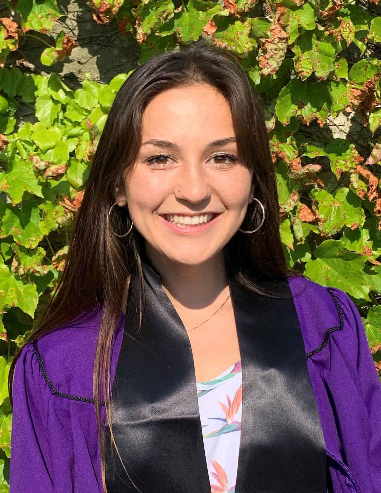 Olivia Prado NSF Fellow