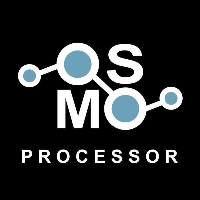 OsmoProcessor logo