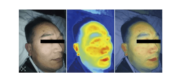 smartphone-based hyperspectral images by Ruikang Wang