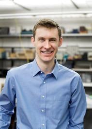 UW Bioengineering student Parker Ruth