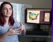Savannah Bifulco, BioE PhD student