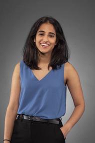 UW Bioengineering student Vidhi Singh