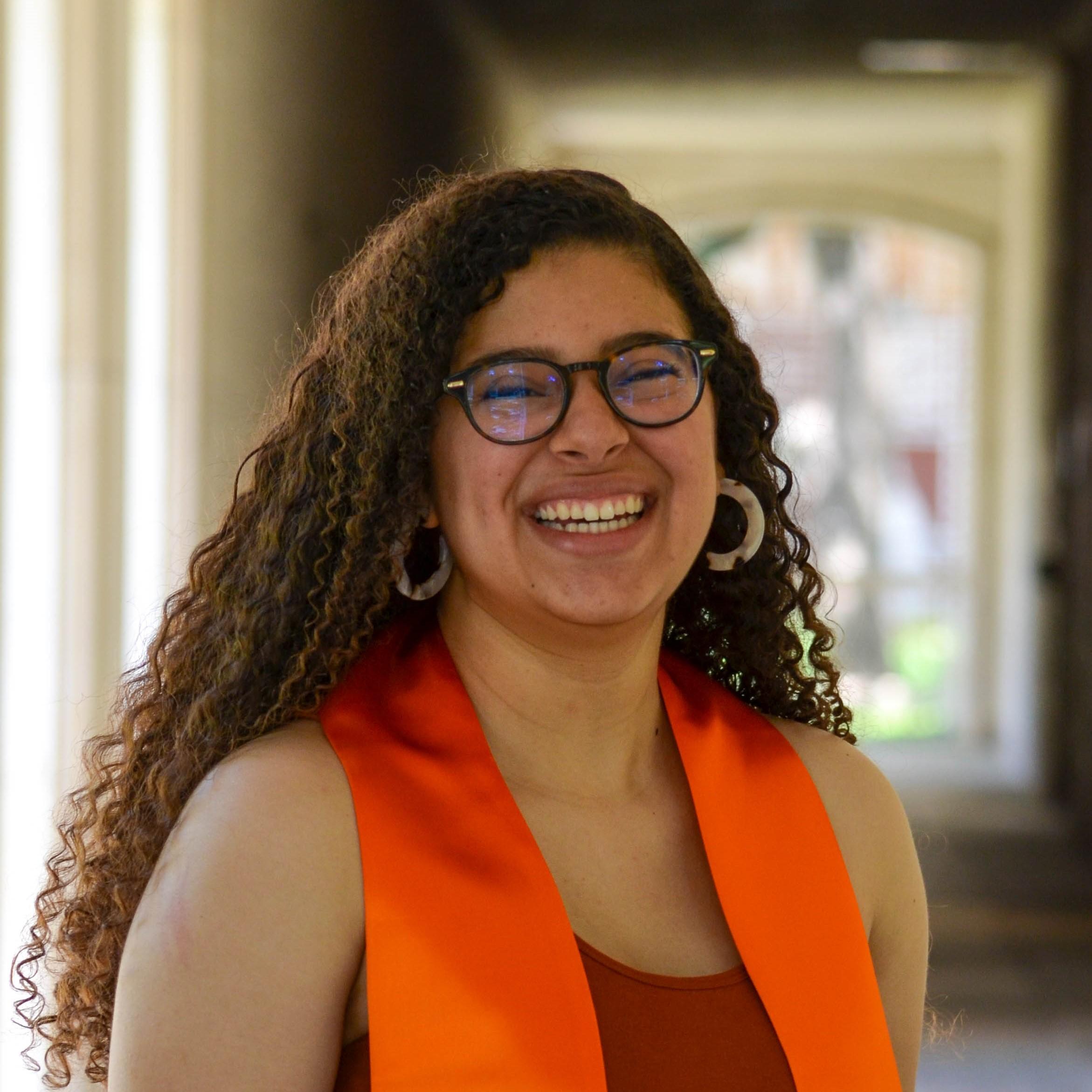 BioE PhD student Susana Simmonds