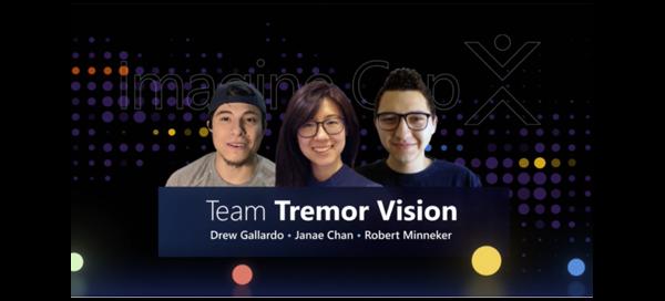 Team Tremor Vision screen shot
